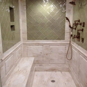 Designer-Bathroom-Shower-Stall